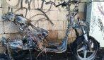 """Incendiato lo scooter di Amedeo Ciaccheri, lui: """"Un'intimidazione"""""""