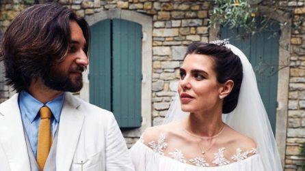 Charlotte Casiraghi, gli abiti da sposa per il matrimonio con Dimitri Rassam