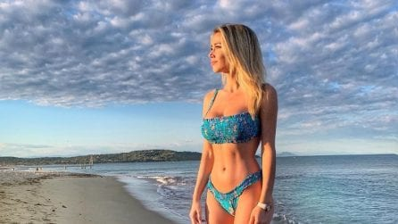 Diletta Leotta, le foto in costume dell'estate 2019