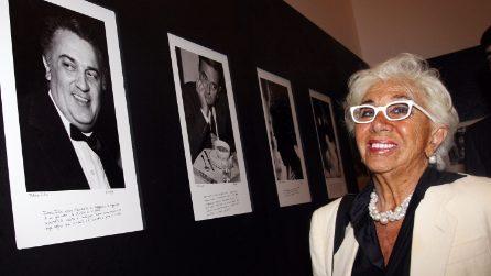 Lina Wertmuller ieri e oggi, le foto più belle della regista
