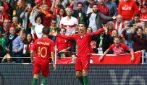 Nations League, le immagini di Portogallo-Svizzera
