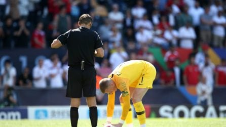 L'Inghilterra batte ai rigori la Svizzera e sale sul podio della Nations League