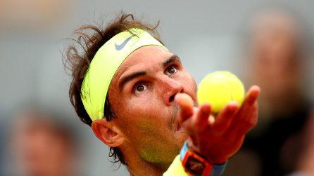 Nadal vince il Roland Garros per la 12a volta