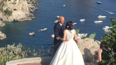 Le foto delle nozze di Tiziana Buldini e Ciro Pellegrino