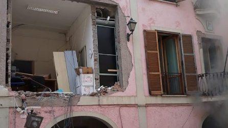 Esplosa sede del comune di Rocca di Papa, ci sono feriti