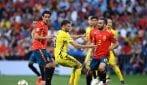 Euro 2020 Qualificazioni, Spagna-Svezia