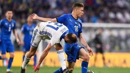 Qualificazioni Euro 2020, le immagini di Italia-Bosnia
