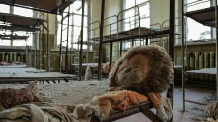Le immagini più suggestive di Chernobyl, terra di desolazione