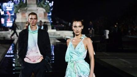 Da Rocco Siffredi a Irina Shayk: Vip e Star al Pitti Uomo 2019