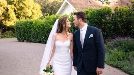 Gli abiti da sposa di Katherine Schwarzenegger per le nozze con Chris Pratt
