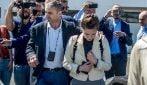Amanda Knox atterra a Linate: primo ritorno in Italia dopo la scarcerazione