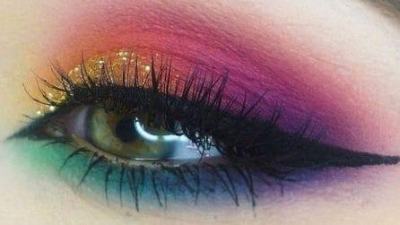 Make up arcobaleno