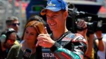 MotoGP, piloti al Montmelò per il GP di Catalunya