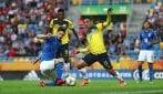 Mondiale Under 20, finale 3° posto: le immagini di Italia-Ecuador