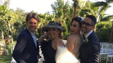Il matrimonio di Roberta Giarrusso e Riccardo Di Pasquale