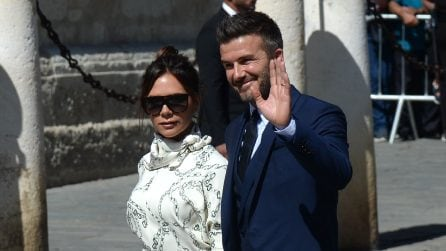 Victoria Beckham con lo stesso vestito di Meghan Markle