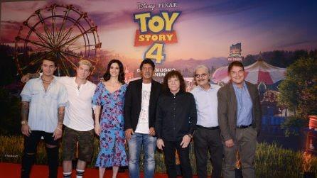Toy Story 4, le foto della conferenza stampa