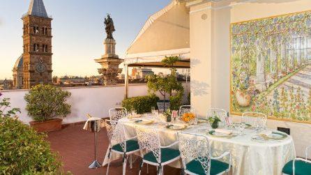 I 5 ristoranti con terrazza più belli d'Italia