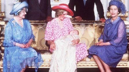 La trasformazione del principe William