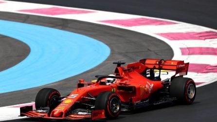La F1 riparte dalla Francia, Vettel a caccia della prima vittoria