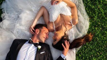 Le foto del matrimonio di Jacopo Zenga e Clara Milazzo