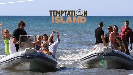 Le foto della prima puntata di Temptation Island 2019
