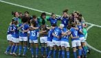 Mondiali femminili 2019, ottavi di finale: le immagini di Italia-Cina