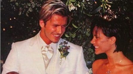 I 20 look iconici di David e Victoria Beckham