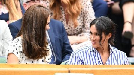 I look di Meghan Markle e Kate Middleton più ricercati online