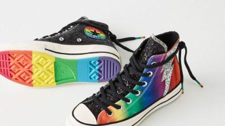 La moda arcobaleno per l'estate 2019
