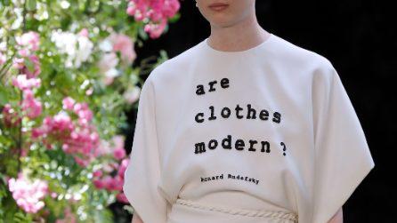 Dior collezione Haute Couture Autunno/Inverno 2019-20