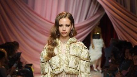 Ulyana Sergeenko collezione Haute Couture Autunno/Inverno 2019-20
