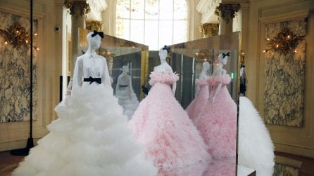 Giambattista Valli collezione Haute Couture Autunno/Inverno 2019-20