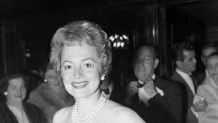 Le foto di Olivia de Havilland, la Melania Hamilton di Via col Vento