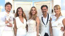 Le foto delle nozze di Stefania Orlando e Simone Gianlorenzi