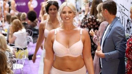 Lascana Fashion Show, curvy e slim insieme in passerella