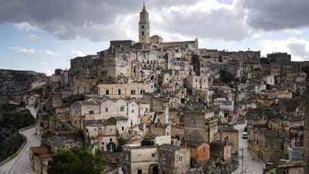 Tutta la bellezza di Matera, Capitale della Cultura 2019