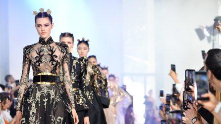 Elie Saab collezione Haute Couture Autunno/Inverno 2019-20
