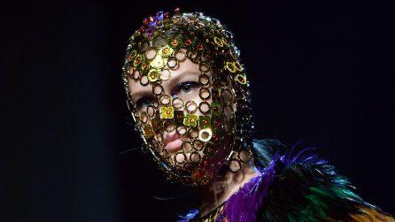Jean Paul Gaultier collezione Haute Couture Autunno/Inverno 2019-20