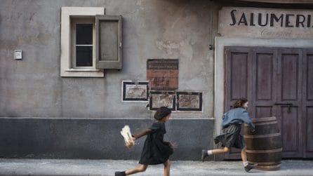 """""""L'amica geniale. Visioni dal set"""": al Madre la mostra fotografica di Eduardo Castaldo sulla serie"""