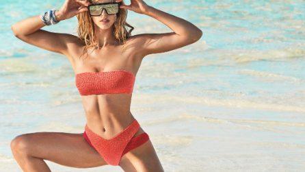 Costumi da bagno goffrati: i più trendy dell'estate 2019