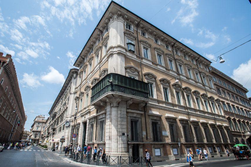 Roma Apre Al Pubblico Palazzo Bonaparte La Residenza Della Mamma