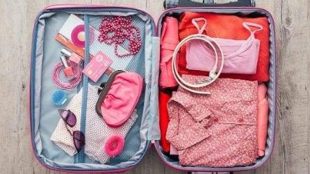 Cosa mettere nella valigia per le vacanze