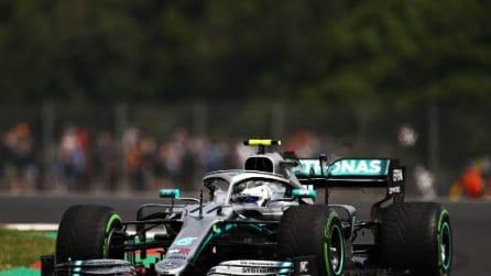Le monoposto tornano in pista a Silverstone, Mercedes favorita sul tracciato di casa