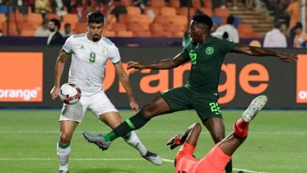Coppa d'Africa 2019, le immagini di Algeria-Nigeria