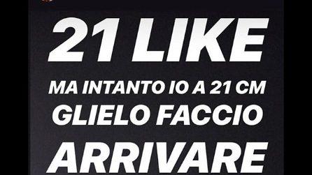 Rissa web a colpi di insulti tra Valentina Vignali e Giorgia Crivello
