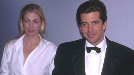 Carolyn Bessette, i look iconici della moglie di John Fitzgerald Kennedy Jr