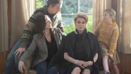 """""""La vérité"""" con Catherine Deneve e Juliette Binoche, le foto di scena"""