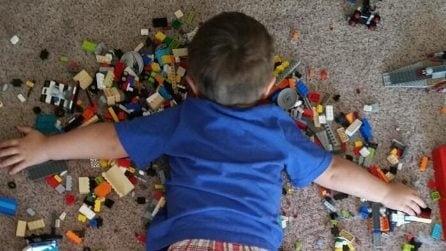 10 foto scattate ai figli, in cui i genitori non sanno se ridere o piangere