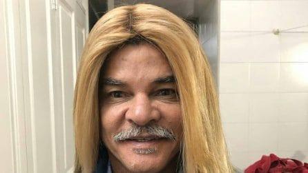 """Il cambio di look di Valderrama che """"sconvolge"""" tutti i tifosi"""